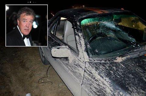 OMSTRIDT: Jeremy Clarkson har vært i hardt vær mange ganger tidligere og hisset på seg det aller meste som går an. Denne gangen er det argentinske myndigheter som ikke liker programlederens påfunn. Selv hevder han å være uskyldig og at det hele er snakk om tilfeldigheter.