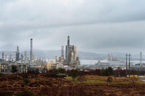 MONGSTAD: Petroleumstilsynet har kalt Statoil inn etter hydrogenlekkasje på Mongstad.