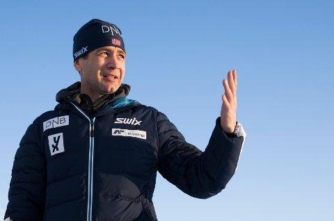 TILSTREKKELIG? Ole Einar Bjørndalen frykter at «merker» på prøveglass kan bli sett på som en grunn til å straffe utøvere etter avsløringene rundt russiske utøvere i McClaren-rapporten.