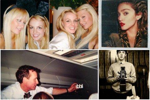 Hvem av disse kjendisene oppfant selfien?