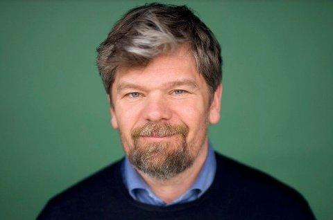 - Utbygging av vindkraft på land bør konsentreres til områder hvor det allerede er menneskelige inngrep, mener Ståle Sørensen.
