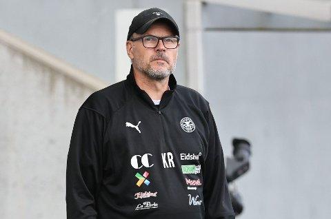 FØRSTE TAP: HamKam og trener Kjetil Rekdal ligger fortsatt sist i Obosligaen.