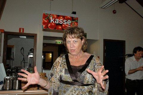 Men bydelsdirektør Mona Taasen har styrt Nordre Aker med stram økonomi også tidligere. Nå skal hun snart sette i gang med arbeidet med bydelsbudsjett. (Arkivfoto: Karl Andreas Kjelstrup)