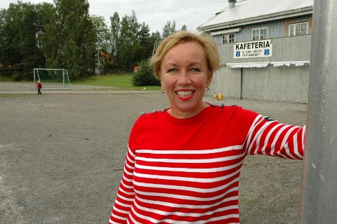 Torill Fiskerstrand (H) gleder seg over et strålende valgresultat og er klar for en eventuell BU-lederrolle.