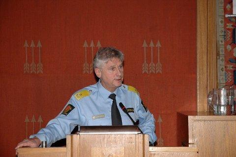 Visepolitimester Sveinung Sponheim ville få fram hva politiet gjør i kampen mot voldtekt.