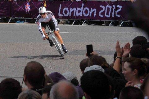 UTENFOR MEDALJEPLASS: Fabian Cancellara ble nummer syv. Sveitseren var over to minutter bak vinner...
