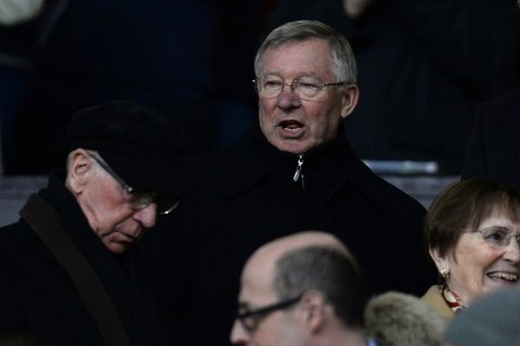 MANGE STEMMER: Ifølge en spørreundersøkelse mener en rekke av Manchester Uniteds fans at sir Alex Ferguson også må ta sin del av skylden for David Moyes-fadesen.