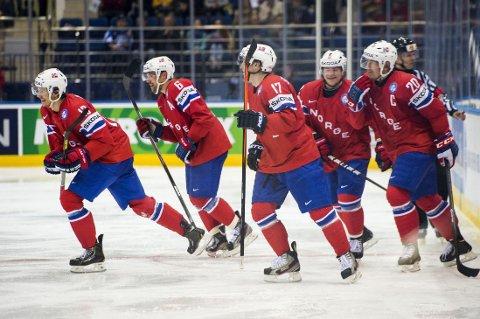 IMPONERER: De norske hockeygutta har prestert bra i VM.