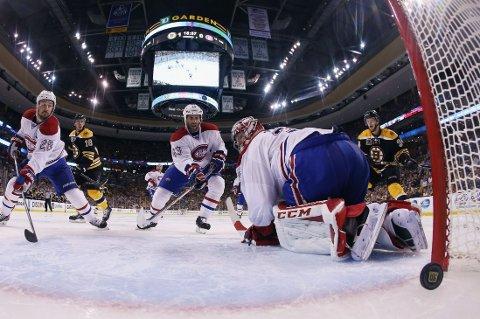 MØTER RANGERS: Montreal Canadians er klare for semifinale i NHL-sluttspillet.