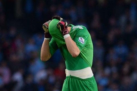 NY KLUBB: Costel Pantilimon har blitt Sunderland-spiller.