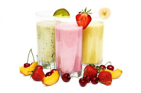 SUNT: Kanskje er ikke morgensmoothien din så sunn som du tror? Det er mange ingredienser som skjuler mye naturlig sukker.