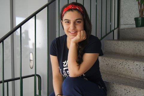 Knarik Avetisyan (18) måtte flytte til Norge i 2008 etter krigsutbruddet i Armenia. Etter flere år med mistrivsel, har hun endelig klart å venne seg til et liv her.