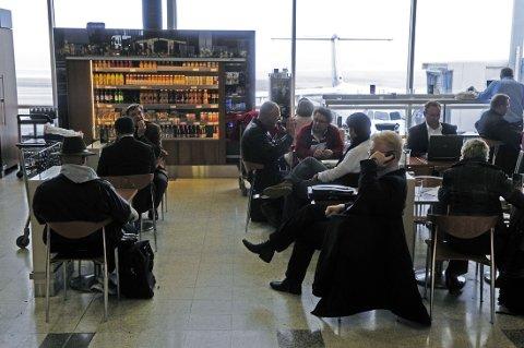 OVERVÅKNING: Om ikke lenge vil flyplassen i Helsinki overvåke hver minste bevegelse passasjerene foretar seg.