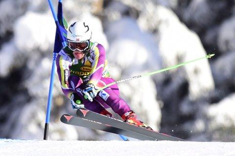 STUPTE: Alpinist Aleksander Aamodt Kilde.