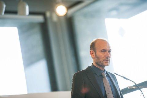 HUSKER KARIKATURSTRIDEN: Knut Olav Åmås var kulturredaktør i Aftenposten under karikaturstriden.