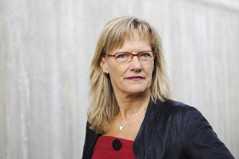 REPRESENTANTFORSLAG: Karin Andersen (SV) står bak forslaget om en ny vurdering av de utsendte lengeværende asylbarna.