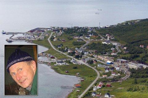 DYRERE: Eiendomsskatten i Karlsøy, her tettstedet Hansnes, er skrudd kraftig opp.