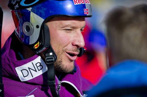 FÅR NY TRENER: Christian Mitter er ny landslagstrener for Aksel Lund Svindal (bildet) og de andre alpintgutta.