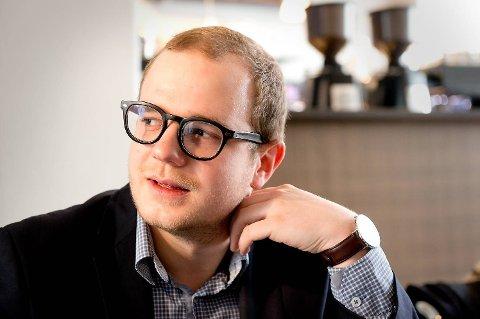 IKKE STRAFFBART: Riksadvokaten mener Erik Skutle ikke gjorde noe straffbart ved å røyke hasj i Nederland.