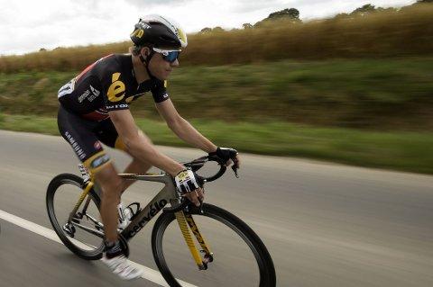 BRUDD: Edvald Boasson Hagen ønsker å gå i brudd for å sikre seg etappeseier i Tour de France.
