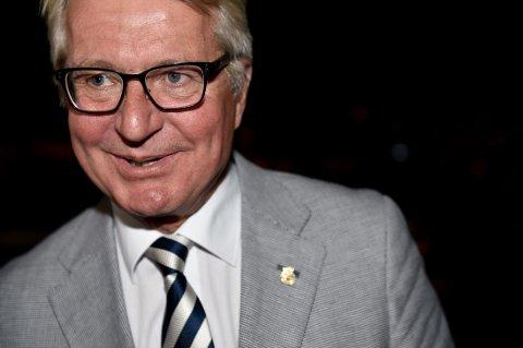 FRYKTER RØDGRØNT KAOS: - Stakkars Raymond Johansen, som skal samarbeide med Rødt, MDG og SV samtidig, sier Høyres Fabian Stang.