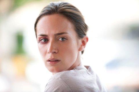 SICARIO: Emily Blunt har den kvinnelige hovedrollen i «Sicario».