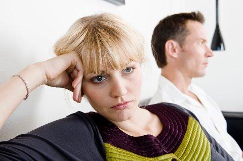 MIDTLIVSKRISE: Mange opplever at lykkefølelsen daler når man runder 40.