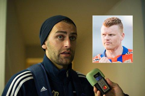 ENIGE: Både Magne Hoseth og John Arne Riise mener det er for mye negativt fokus i norsk fotball.