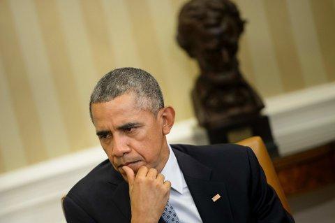 President Barack Obama snakket varmt om en verden uten atomvåpen da han tiltrådte.