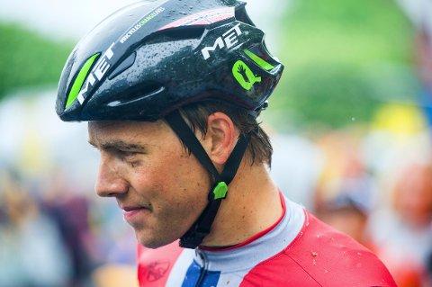 ALLSIDIG VINNERTYPE: Edvald Boasson Hagen er kapabel til å skaffe gode norske plasseringer både på tempo og fellesstart i Rio-OL, selv om løypa i sistnevnte øvelse kanskje blir i tøffeste laget.