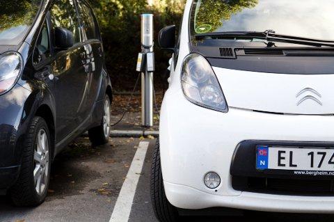 NYE REGLER: Har du elbil og har tatt gratis parkering for gitt? Fra nyttår er det nye regler som gjelder.