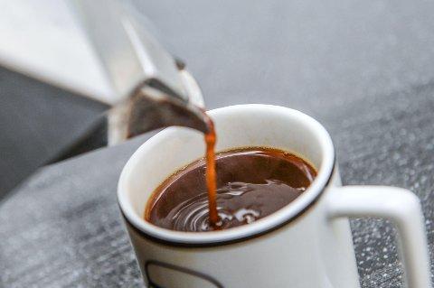 Helsedirektoratet fraråder flere typer kaffe. Illustrasjonsbilde.
