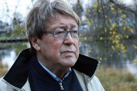 BESVIMTE: Den kjente humoristen Tore Skoglund (70) krasjet med bilen da han besvimte tidligere i mai.