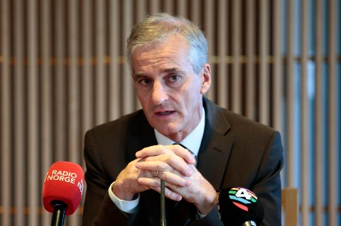 MANGEMILLIONÆR: Partileder Jonas Gahr Støre i Arbeiderpartiet har en reell formue som klatrer opp mot 100 millioner kroner.