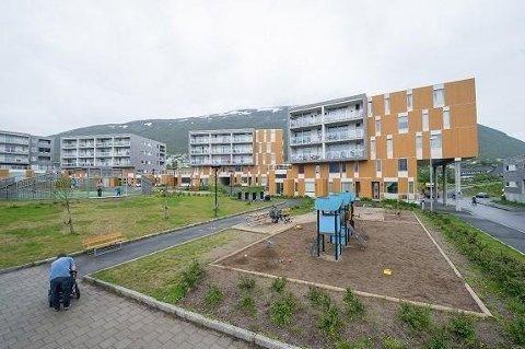 NULL STYRING: De tidligere andelseierne i Tomasjord Amfi borettslag i Tromsø står ribbet tilbake etter en ny rettsrunde. Det tidligere styret i borettslaget får heller ikke spesielt gode skussmål.