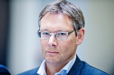 Arne Kristian Kolberg går av som sjef i Nortura.