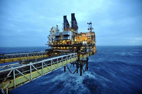 Det er to måneder siden sist oljeprisen var så høy som nå.