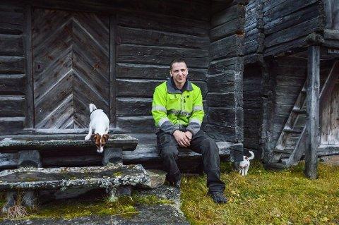 I DAGSLYSET: Rapporten fra granskningsarbeidet rundt Magnus Holøyen, og brødrene Lars Peder og Arvid, sak er endelig klar.