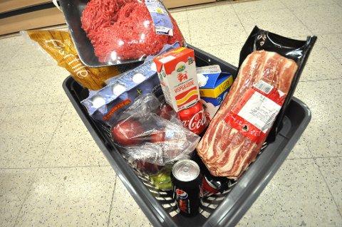SVENSKEHANDEL: Mange nordmenn drar til Sverige for å handle billigere mat, men faktum er at det er ikke så dyrt i Norge heller.