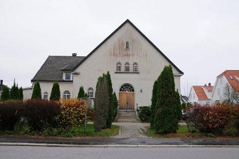 MISJONSHUS: Dette misjonshuset, tidligere eid av Norsk Luthersk Misjonssamband, er nå solgt til den islamske foreningen Masjid Darussalam.