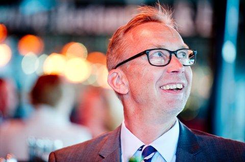 BØRSVINNER: Tomra-sjef Stefan Ranstrand leder et selskap som er en av børsens desiderte vinnere siden finanskrisen. I år er Tomra-aksjen opp drøyt 60 prosent.