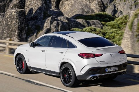 Er du glad i oppmerksomhet, er dette kanskje SUV-en for deg. Helt nye Mercedes GLE Coupé har verdenspremiere om få dager.