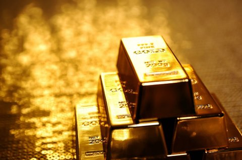 GJENGLEMT: Noen har glemt igjen tre kilo med gull på toget i Sveits. Foto: Getty Images