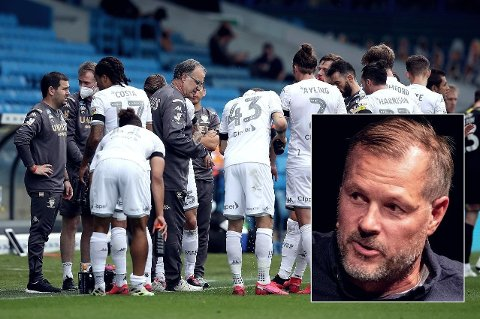 KAN BLI JUBEL: Leeds United kan rykke opp til Premier League fredag kveld.