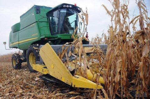 NORSKE INVESTERINGER: Ukraina åpner for kjøp og salg av jord, og forventer en ekstrem vekst i landbruksproduksjon. Landet åpner også for investeringer fra Norge.