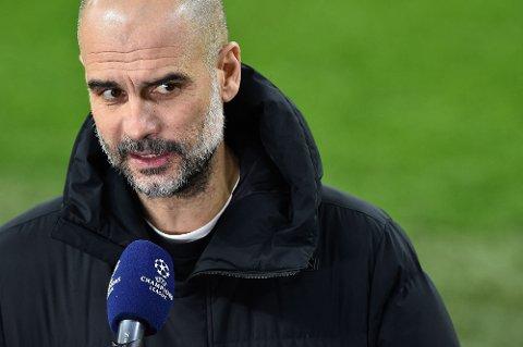 TITTELSULTEN: Manchester City kjemper fortsatt om å vinne fire ulike titler denne sesongen. Lørdag er Everton det neste hinderet i FA-cupen.