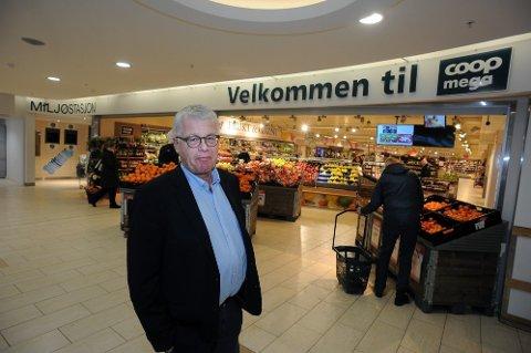 ÅPNER FOR ENDRINGER: Tore Tjomsland er styreleder i Coop Norge og daglig leder i Coop Øst.