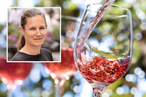 – For mange eldre er slepphendte med alkoholen foran barn, sier Randi Hagen Eriksrud, generalsekretær i alkovettorganisasjonen Av-og-til.