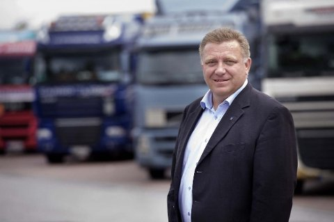 MENINGSLØST: KNA-president Geir A. Mo mener et forbud mot fossilbiler innenfor Ring 2 er fullstendig meningsløst.