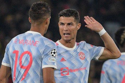 - EKSTREMT: Interessen for Cristiano Ronaldo har vært helt enorm siden han returnerte til Manchester United i slutten av august.
